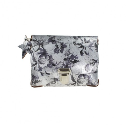 Festivalbag Flower Grey XS