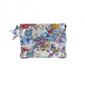 Festivalbag Flower Silver XS