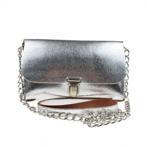 Festivalbag Metallic Chain