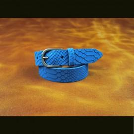 Snake Sky Blue