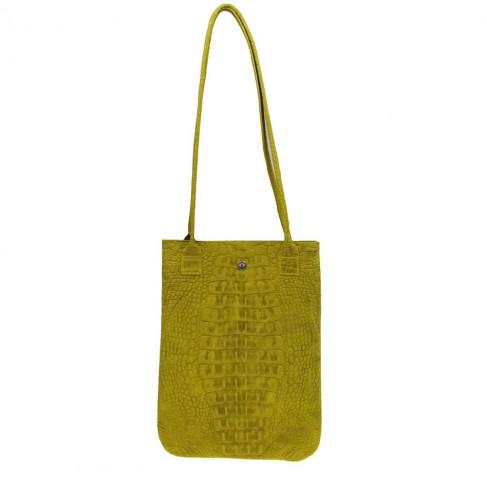 Handbag Cayman Yellow
