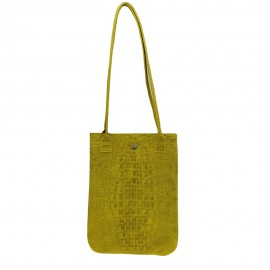 Handbag Cayman Yellow