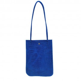 Handbag Cayman Blue