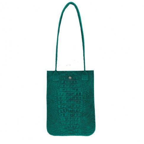 Handbag Cayman Green
