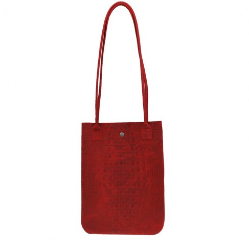 Handbag Cayman Red