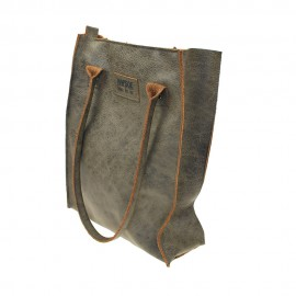 Retro Shopper Grey