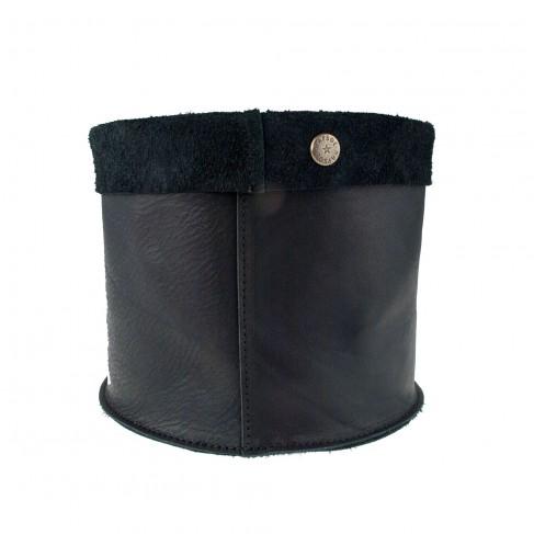 Basket Vintage Black L