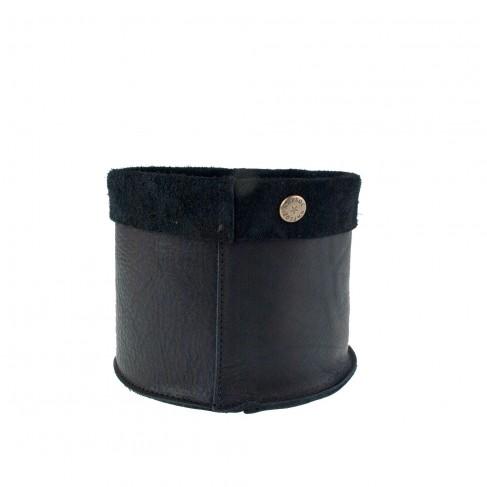 Basket Vintage Black S