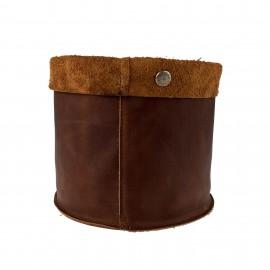 Basket Vintage Cognac L