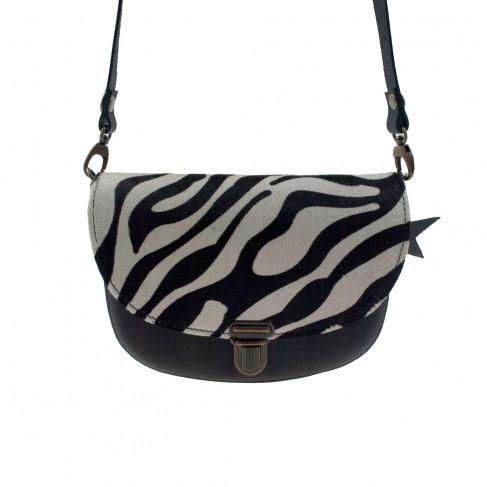 Vintage Fur Zebra